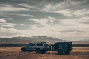 Reduce trailer sway
