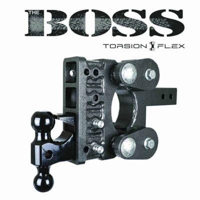 Boss Torsion-Flex Hitch