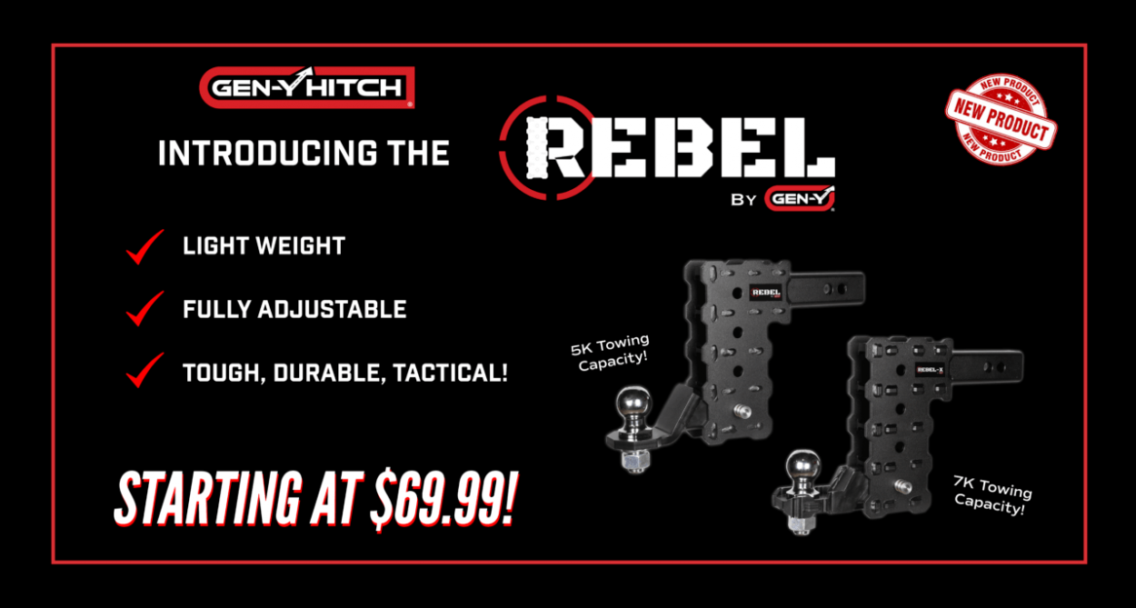 The REBEL Hitch